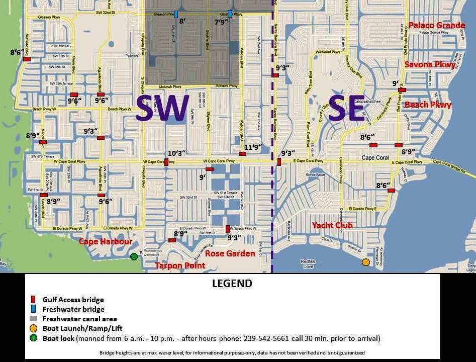 Bridge_Heights_Map_South_Cape_Coral_1