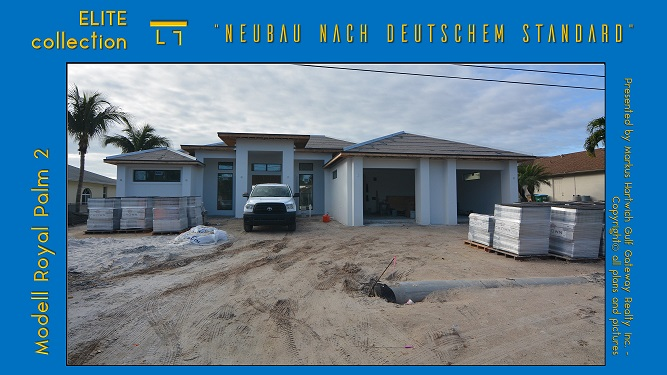 Cape Coral vacation home gets exterior paint