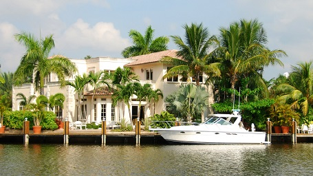 South Florida Homes for sale with gulf access