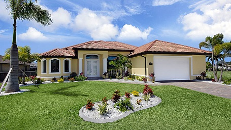 Find homes for sale in Cape Coral with access to Gulf of Mexico