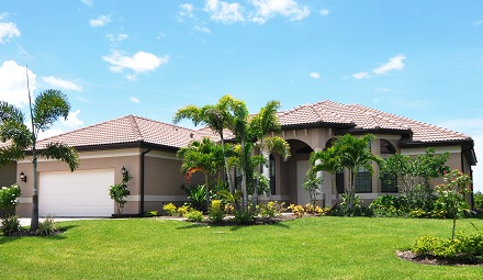 Luxury homes with gulf access for sale in Cape Coral