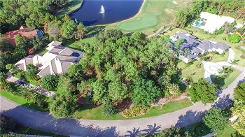 Picture Link to Waterfront or Lake Lots for Sale in Naples