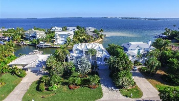 Picture Link to Homes for Sale on Sanibel Island and Captiva Island from $1,000,000