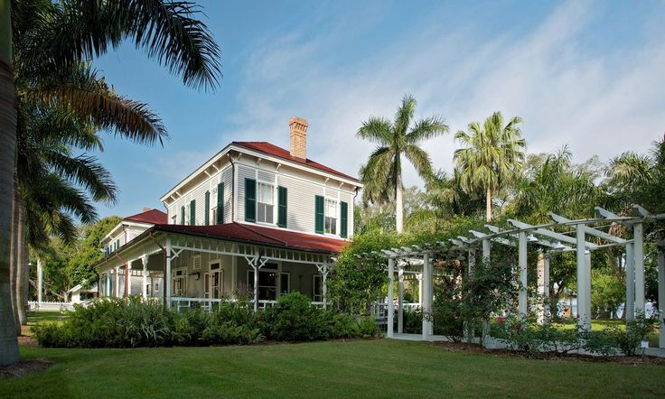 Bild vom Edison Ford Home in Fort Myers