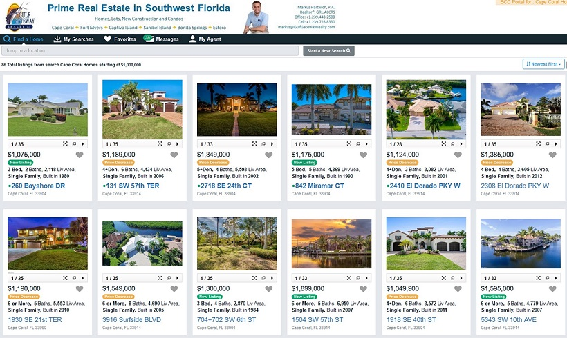 Immobilien MLS Florida