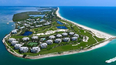 Picture Link to Real Estate Listings of Sanibel and Captiva Island