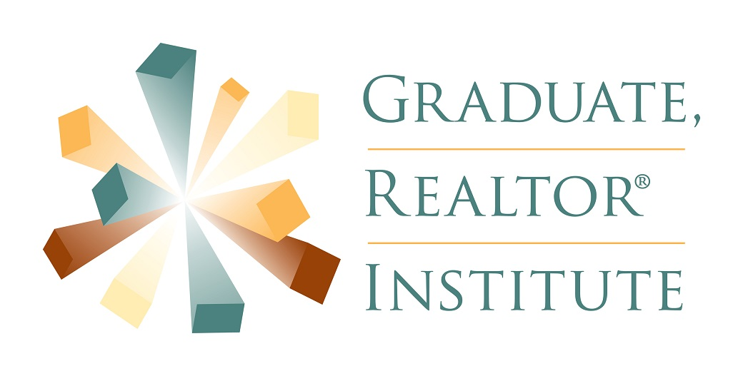 Picture showing the logo of GRI Graduate of Realtor Institute