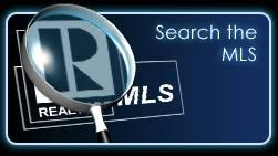 Picture link to the request page for an automated search in the MLS system