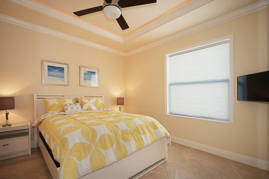 new construction homes cape coral fl guest bedroom first floor