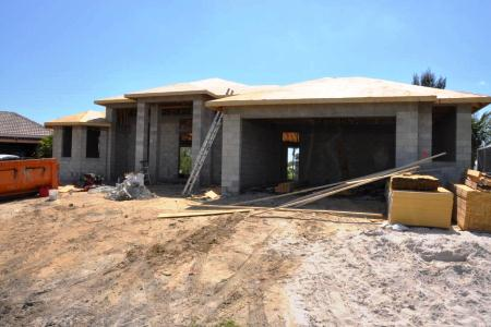 New Construction Cape Coral Phase 1