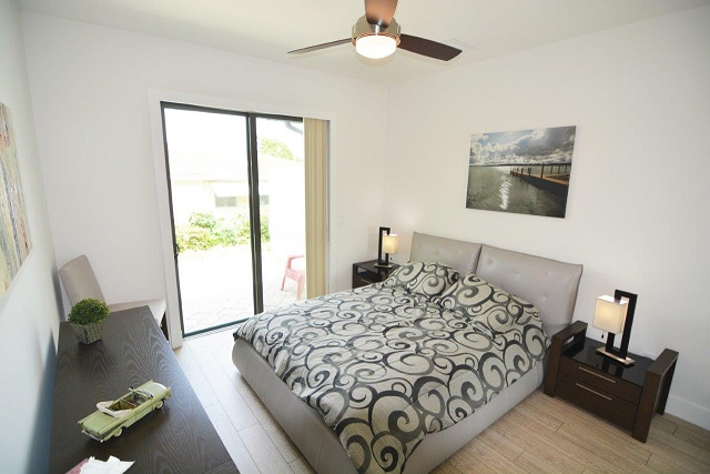 Picture of the New Construction Model Coral Laguna 2 showing the guest bedroom 3