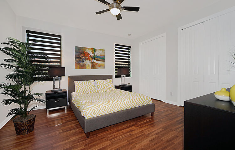 Picture of the New Construction Model Gulf Gateway 2 showing the master bedroom 4