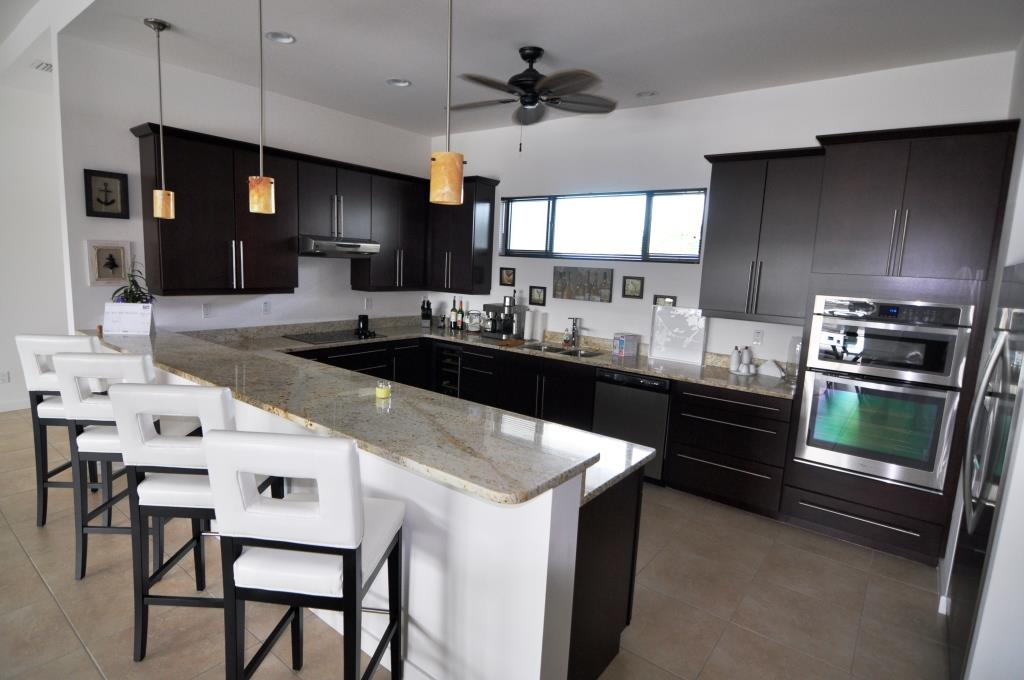 Picture of the New Construction Model Gulf Gateway 1 viewing the kitchen