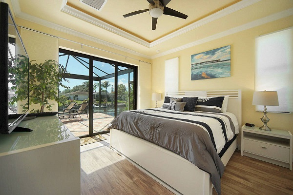 new construction floor plan cape coral fl pool view guest bedroom