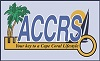 Picture showing the award badge of ACCRS Accredited Cape Coral Residential Specialist