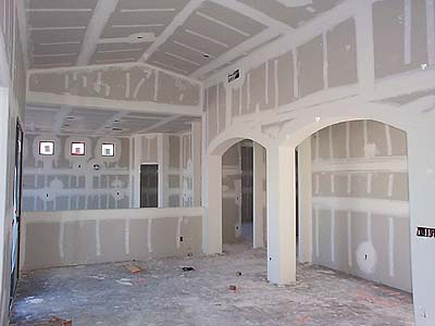 Chinese Drywall Inspection in Florida home