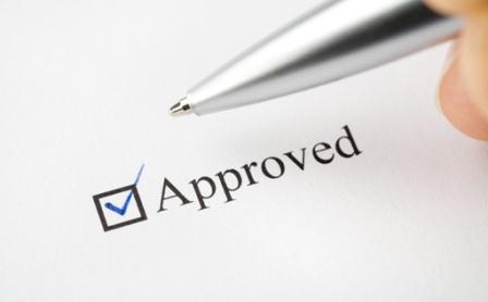 Preapproval financing loan commitment approval